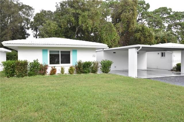 1825 University Place #145, Sarasota, FL 34235 (MLS #A4449354) :: Keller Williams Realty Peace River Partners