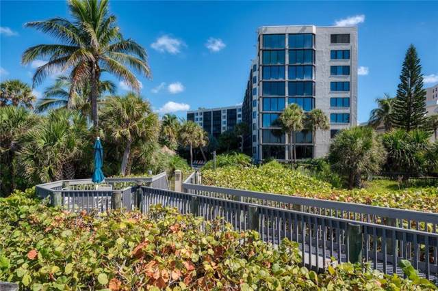 5880 Midnight Pass Road #507, Sarasota, FL 34242 (MLS #A4449369) :: The Comerford Group