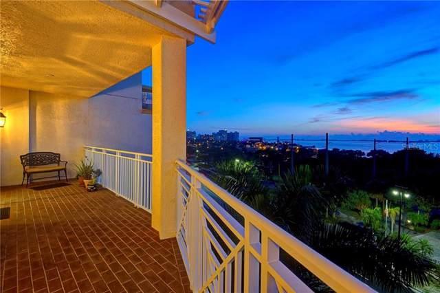 1188 N Tamiami Trail #603, Sarasota, FL 34236 (MLS #A4449411) :: NewHomePrograms.com LLC