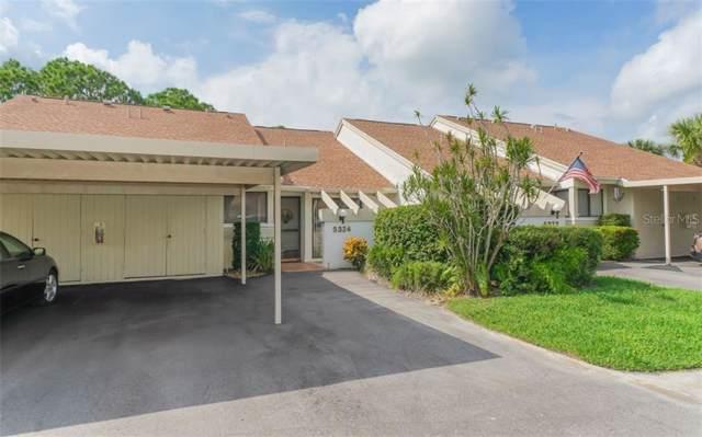 5324 Myrtle Wood #38, Sarasota, FL 34235 (MLS #A4449418) :: Premier Home Experts