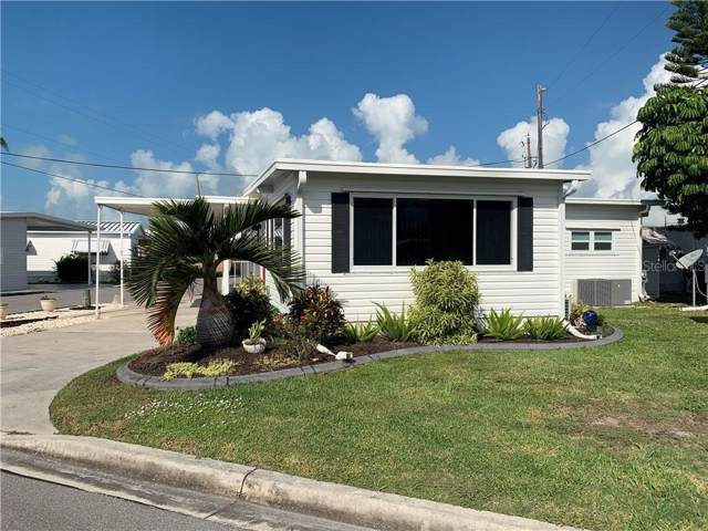 153 Port Drive, Venice, FL 34285 (MLS #A4449422) :: The Comerford Group