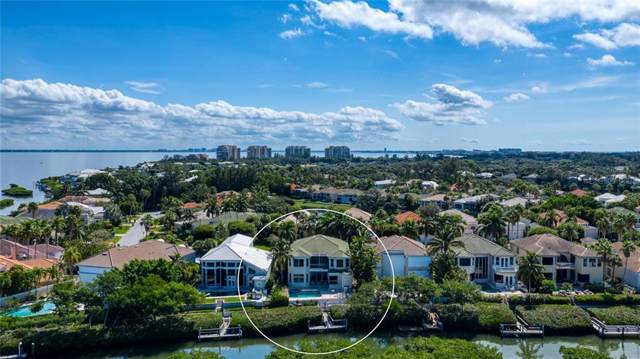 3616 Fair Oaks Place, Longboat Key, FL 34228 (MLS #A4449455) :: Armel Real Estate