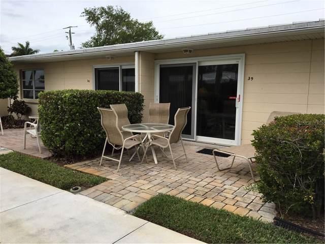 5830 Midnight Pass Road #39, Sarasota, FL 34242 (MLS #A4449500) :: Kendrick Realty Inc