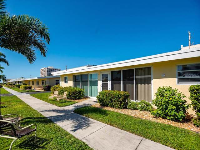 6006 Midnight Pass Road #17, Sarasota, FL 34242 (MLS #A4449601) :: RE/MAX Realtec Group