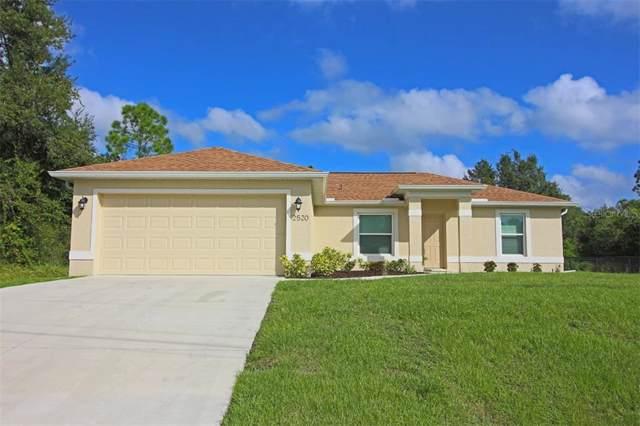 2520 Shady Avenue, North Port, FL 34286 (MLS #A4449880) :: Team Bohannon Keller Williams, Tampa Properties