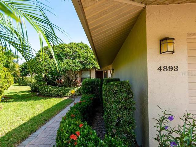 4893 Kestral Park Way N #29, Sarasota, FL 34231 (MLS #A4449922) :: Florida Real Estate Sellers at Keller Williams Realty