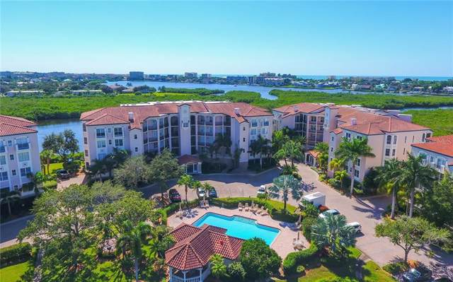 5440 Eagles Point Circle #104, Sarasota, FL 34231 (MLS #A4449969) :: McConnell and Associates