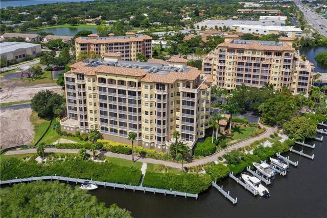 5531 Cannes Circle #705, Sarasota, FL 34231 (MLS #A4450061) :: McConnell and Associates