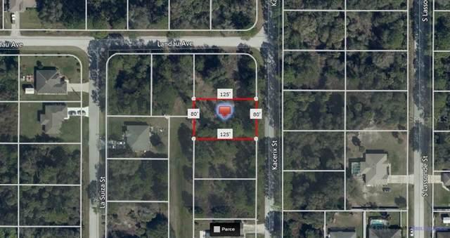 Kacerik Street, North Port, FL 34288 (MLS #A4450165) :: Team Bohannon Keller Williams, Tampa Properties