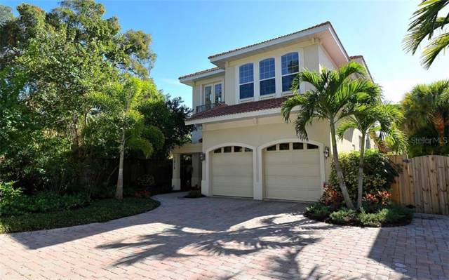 1618 Loma Linda Street, Sarasota, FL 34239 (MLS #A4450246) :: The Duncan Duo Team