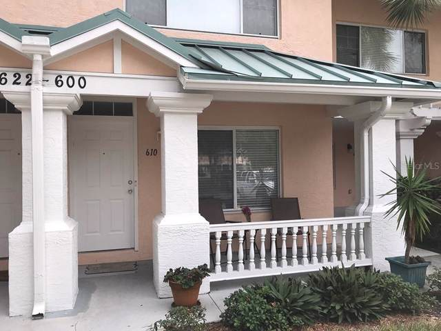 610 Cohen Way, Sarasota, FL 34236 (MLS #A4450416) :: The Light Team