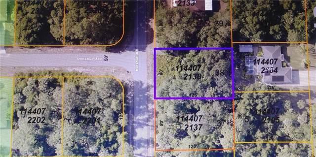 Marshall Road, North Port, FL 34288 (MLS #A4450487) :: Premium Properties Real Estate Services
