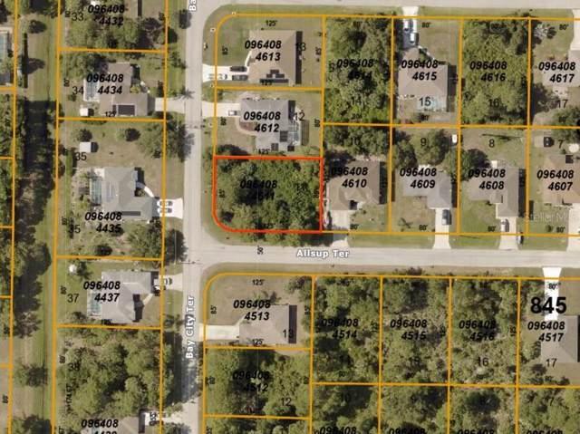 Allsup Terrace, North Port, FL 34286 (MLS #A4450511) :: Premium Properties Real Estate Services