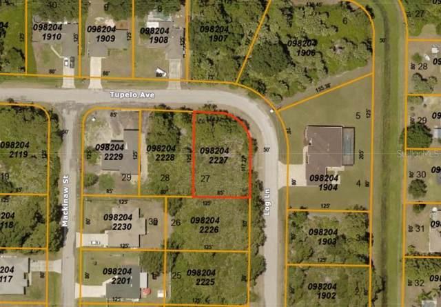 Log Lane, North Port, FL 34286 (MLS #A4450590) :: Team Bohannon Keller Williams, Tampa Properties