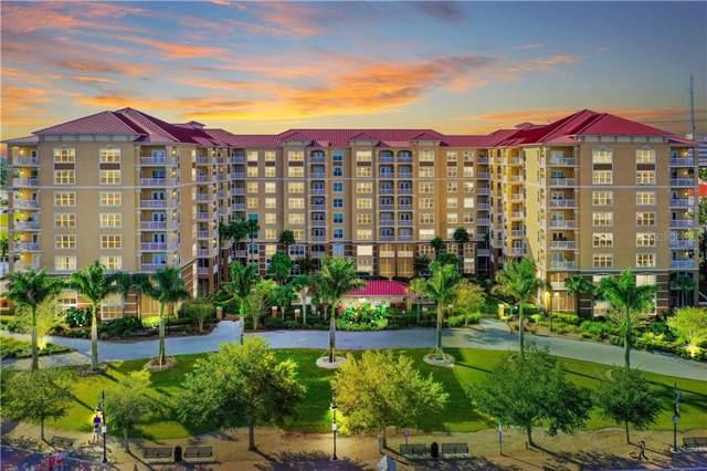 808 3RD Avenue W #614, Bradenton, FL 34205 (MLS #A4450612) :: 54 Realty