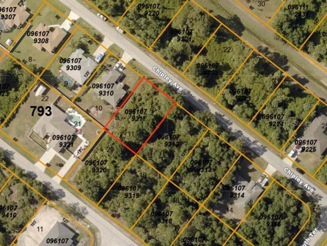 Chipley Avenue, North Port, FL 34286 (MLS #A4450626) :: Premium Properties Real Estate Services