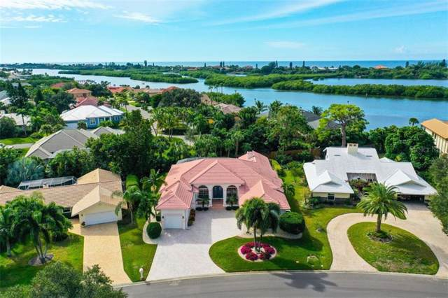 257 Lookout Point Drive, Osprey, FL 34229 (MLS #A4450692) :: McConnell and Associates