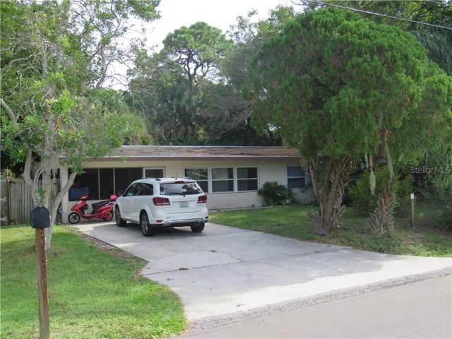 6109 Carlton Avenue, Sarasota, FL 34231 (MLS #A4450704) :: Armel Real Estate