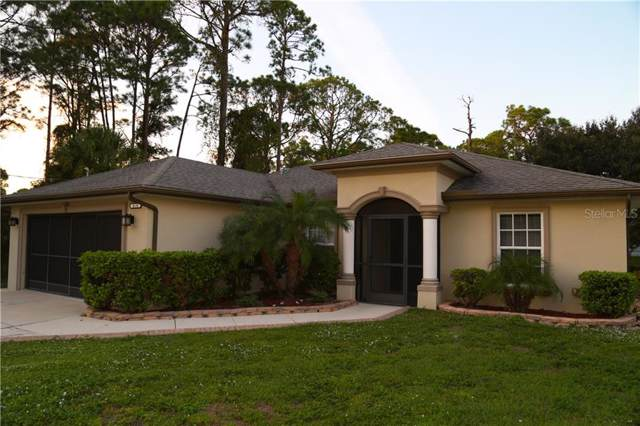 4130 Markle Avenue, North Port, FL 34286 (MLS #A4450720) :: Team Bohannon Keller Williams, Tampa Properties