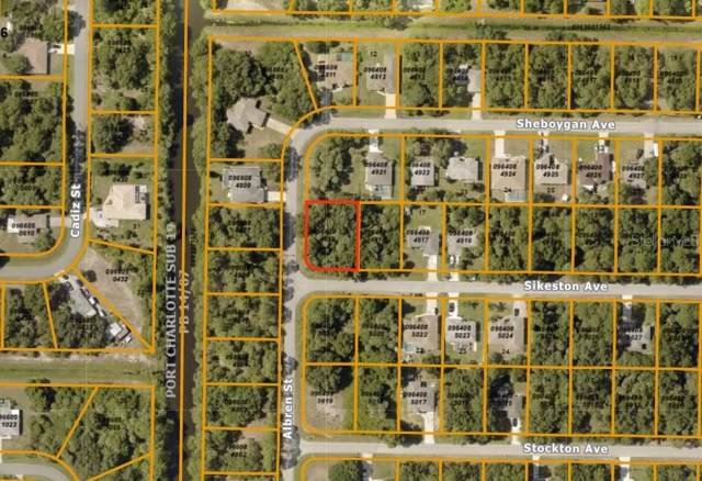 Sikeston Avenue, North Port, FL 34286 (MLS #A4450809) :: Premium Properties Real Estate Services