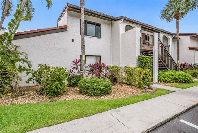 1628 Stickney Point Road #101, Sarasota, FL 34231 (MLS #A4450812) :: The Comerford Group