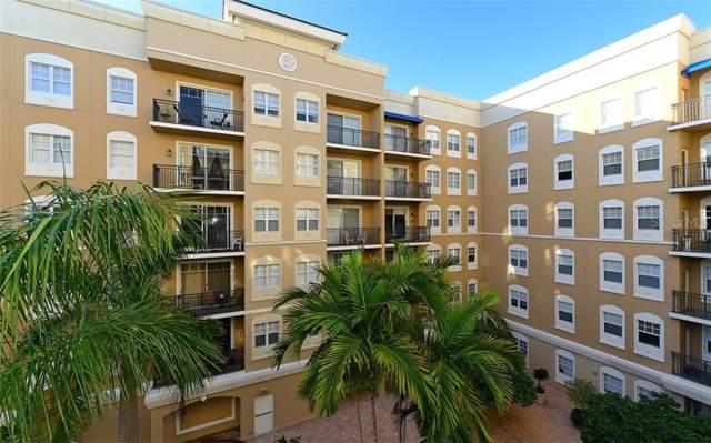 1064 N Tamiami Trail #1418, Sarasota, FL 34236 (MLS #A4450815) :: Griffin Group