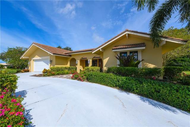 432 Yacht Harbor Drive, Osprey, FL 34229 (MLS #A4450881) :: McConnell and Associates