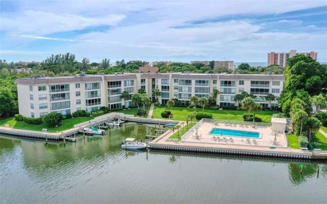 600 Sutton Place #205, Longboat Key, FL 34228 (MLS #A4450925) :: Team Borham at Keller Williams Realty