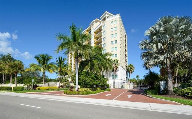 501 Haben Boulevard #602, Palmetto, FL 34221 (MLS #A4450927) :: Griffin Group