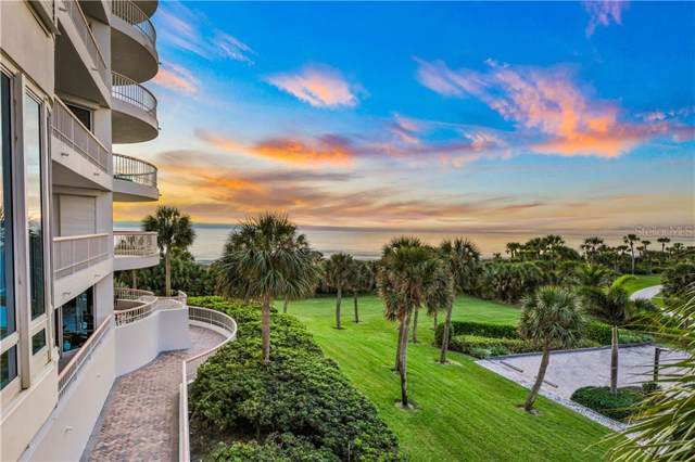 455 Longboat Club Road #306, Longboat Key, FL 34228 (MLS #A4450959) :: Remax Alliance
