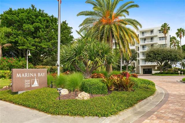 2550 Harbourside Drive #352, Longboat Key, FL 34228 (MLS #A4451074) :: Team Borham at Keller Williams Realty