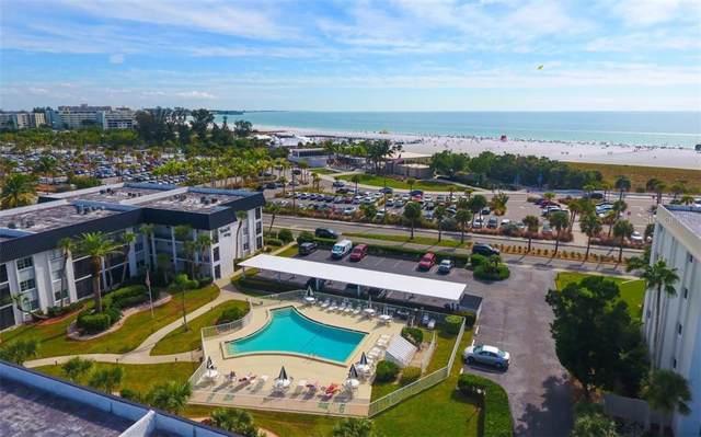 5600 Beach Way Drive #210, Sarasota, FL 34242 (MLS #A4451116) :: NewHomePrograms.com LLC