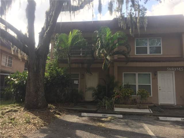 227 Amherst Avenue #19, Sarasota, FL 34232 (MLS #A4451171) :: Griffin Group