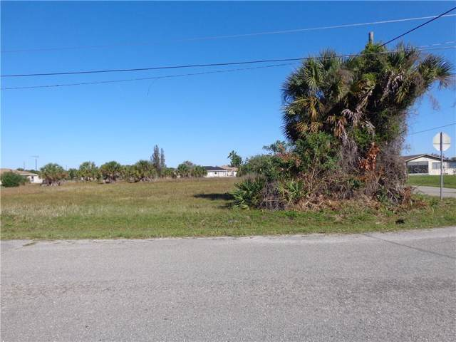 LOT 21 Granada Drive, North Port, FL 34287 (MLS #A4451177) :: BuySellLiveFlorida.com