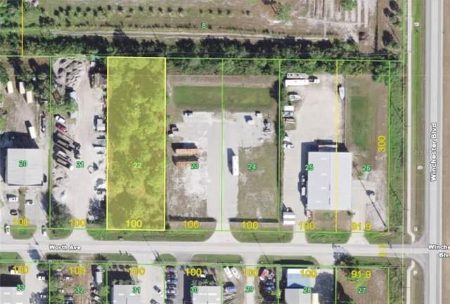 2841 Worth Avenue, Englewood, FL 34224 (MLS #A4451215) :: The BRC Group, LLC