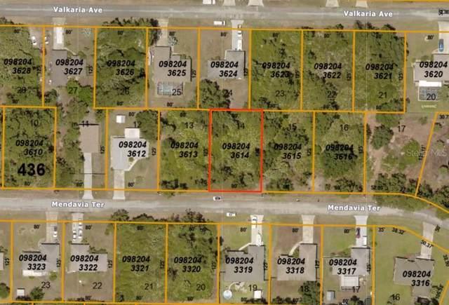 Mendavia Terrace, North Port, FL 34286 (MLS #A4451228) :: Team Bohannon Keller Williams, Tampa Properties