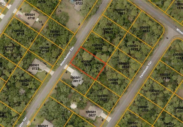 Manchester Terrace, North Port, FL 34286 (MLS #A4451256) :: Team Vasquez Group