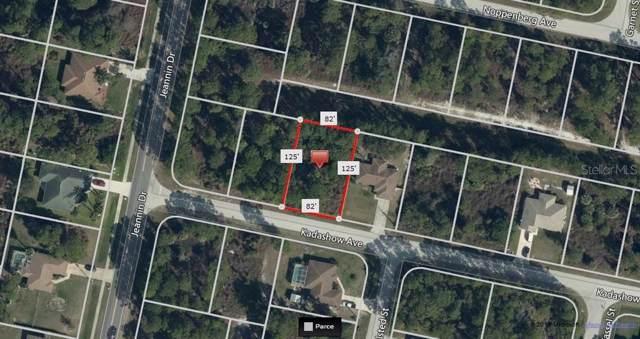 Kadashow Avenue, North Port, FL 34288 (MLS #A4451328) :: Lucido Global of Keller Williams