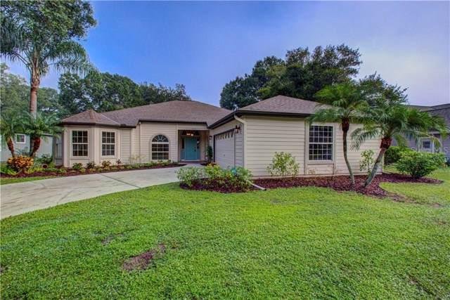 3717 Pond View Lane, Sarasota, FL 34235 (MLS #A4451335) :: Andrew Cherry & Company