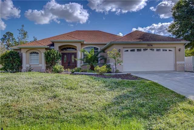 5276 Ariton Road, North Port, FL 34288 (MLS #A4451384) :: Team Bohannon Keller Williams, Tampa Properties