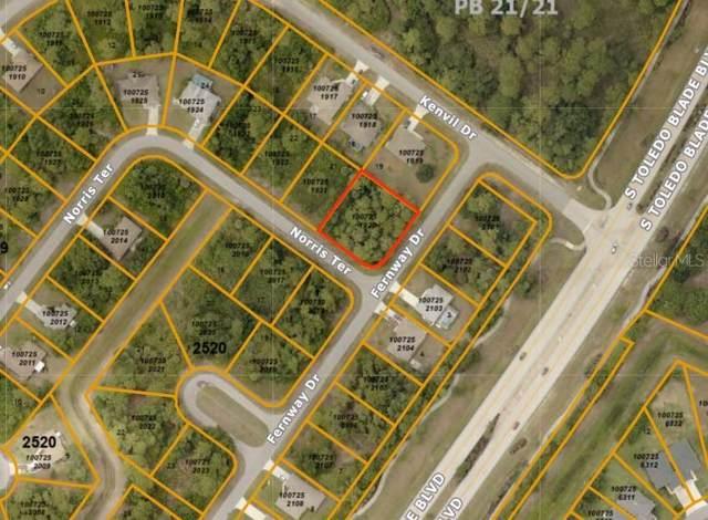 Norris Terrace, North Port, FL 34288 (MLS #A4451388) :: Team Bohannon Keller Williams, Tampa Properties