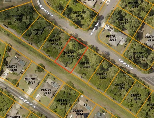 Bonanza Lane, North Port, FL 34286 (MLS #A4451430) :: Lucido Global of Keller Williams
