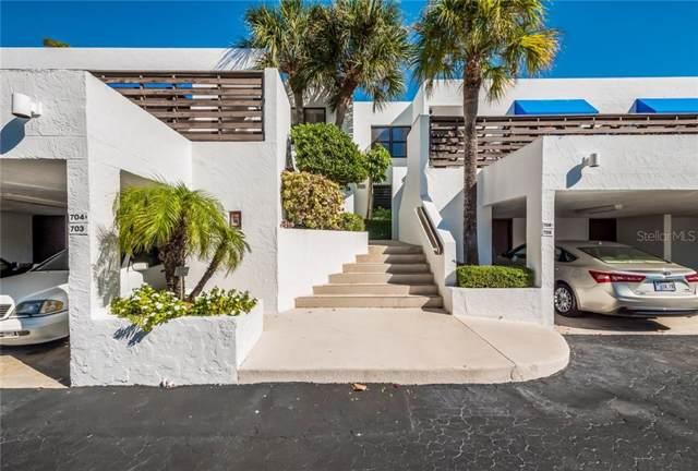 706 Bayport Way #706, Longboat Key, FL 34228 (MLS #A4451461) :: Sarasota Home Specialists
