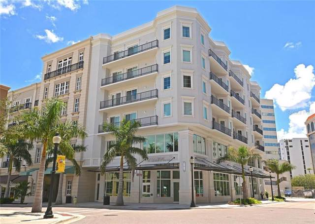 1500 State Street #603, Sarasota, FL 34236 (MLS #A4451465) :: Premium Properties Real Estate Services