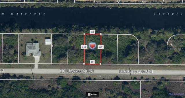E Hillsborough Boulevard, North Port, FL 34288 (MLS #A4451481) :: Sarasota Home Specialists