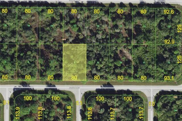 13094 Armitage Avenue, Port Charlotte, FL 33953 (MLS #A4451498) :: Medway Realty