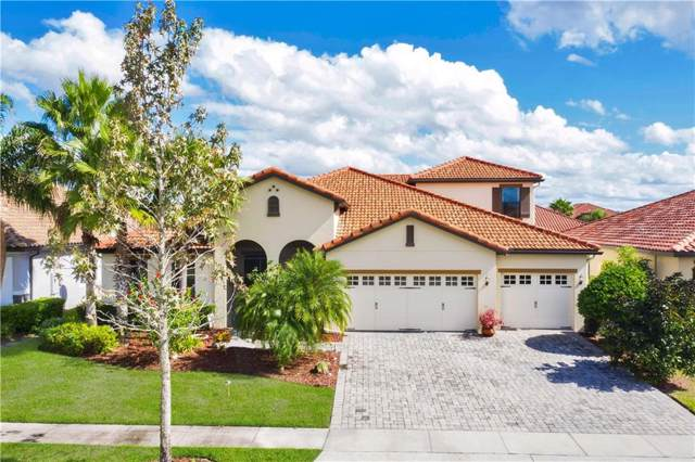 3821 Bowfin Trail, Kissimmee, FL 34746 (MLS #A4451514) :: Armel Real Estate
