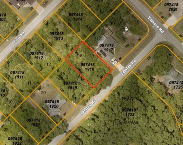 Lemley Road, North Port, FL 34287 (MLS #A4451519) :: Cartwright Realty
