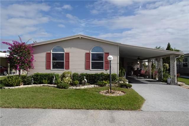 5707 45TH Street E #132, Bradenton, FL 34203 (MLS #A4451526) :: EXIT King Realty