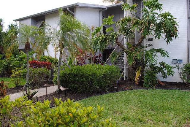 1156 W Peppertree Drive 114C, Sarasota, FL 34242 (MLS #A4451593) :: Sarasota Home Specialists